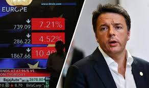 Итальянский референдум может спровоцировать системный риск в Еврозоне
