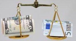 Повышение ставок ФРС может толкнуть евро ниже паритета с долларом