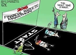 Ключевые моменты на финансовых рынках  2016 года