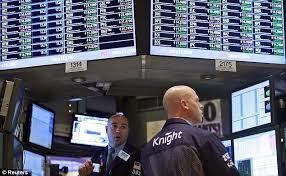 Графики показывают, что на рынках – не все благополучно