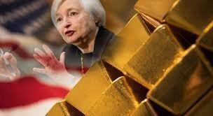 Йеллен не может остановить рост золота