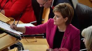 Что происходящее в Шотландии означает для фунта?