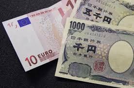 «Ныряющий лебедь» в паре евро/иена