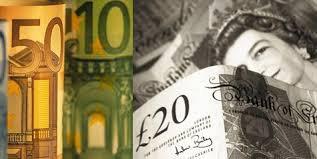 Фунт падает против евро