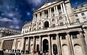 Банк Англии сохранил процентную ставку на отметке 0.25%