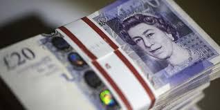 Фунт растет, после того, как инфляция достигла максимума с 2013-го