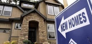 Продажи новых домов в США выросли до 7-месячного максимума, 592,000