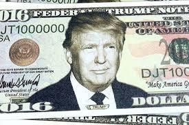 Доллар слабеет, так как Трамп не смог провести реформу здравоохранения
