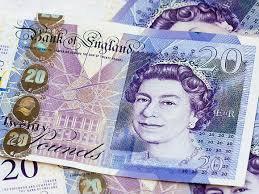 Фунт взял курс на первый квартальный прирост против доллара