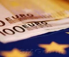 Евро ослабился после выступления Драги