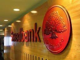 Прибыль Swedbank за первый квартал превзошла ожидания