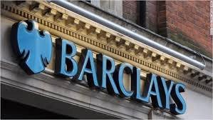 Прибыль Barclays за первый квартал выросла вдвое