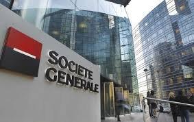 Societe Generale отчитался о спаде прибыли на 19%