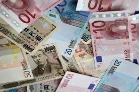 Восходящие цели по паре евро/иена