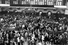Как работала биржа до появления терминала Bloomberg?