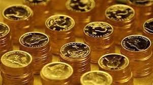Золото колеблется между ростом и снижением