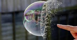 Бывший трейдер Lehman Brothers уверен, что «пузырь» лопнет через год