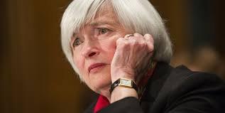 Фондовый рынок дает Джанет Йеллен важный сигнал
