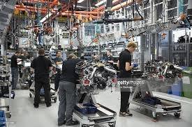Производственные заказы в Германии восстанавливаются, однако пока разочаровывают