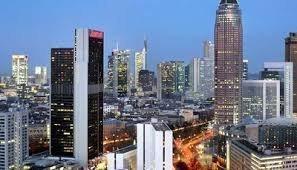 Во Франкфурте скоро не остается офисных помещений для банков