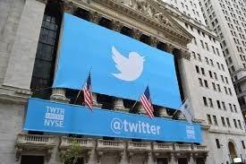 Акции Twitter упали, так как пользовательская база не растет