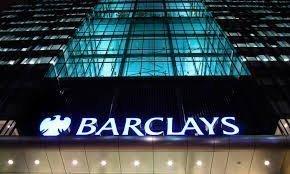 Barclays зарегистрировал убыток в размере £1.4 млрд