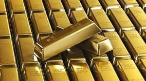 Золотые фьючерсы выросли, так как доллар просел