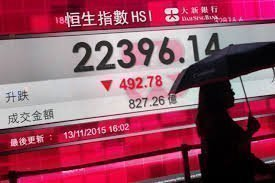 Зарубежные инвесторы начали продавать акции в Азии