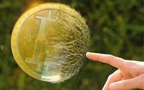 Прогнозы по росту до $25,000 – доказательство «пузыря» в биткоине