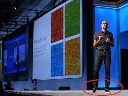 Кроссовки – показатель статуса в Силиконовой долине