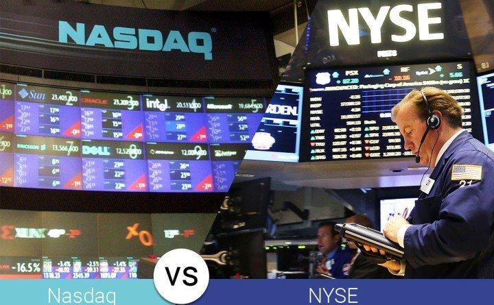 Чем отличаются биржи NYSE и NASDAQ?