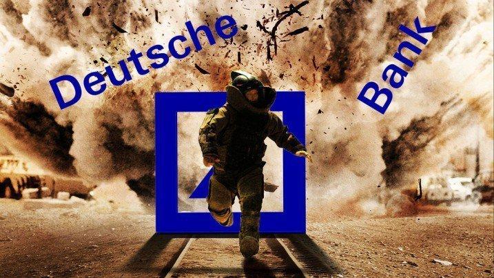 Где начнется следующий финансовый кризис? - Deutsche Bank