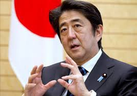 Японский премьер представил 2-триллионный пакет расходов