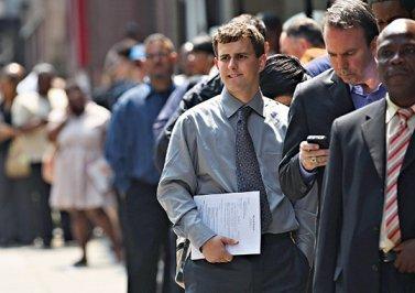 Повторные заявки по безработице в США упали до 44-летнего минимума