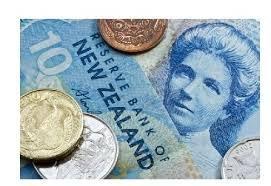 Новозеландский доллар падает