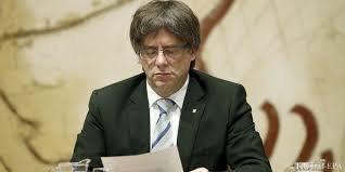Лидеру Каталонии грозит 30 лет тюрьмы