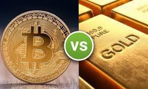 Биткоин может стать препятствием для золота и серебра