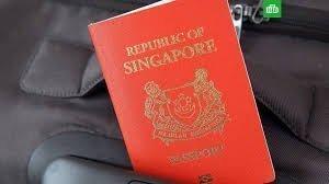 Паспорт Сингапура дает больше прав, чем паспорт США