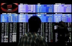 Азиатские акции достигли 10-летнего максимума