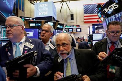 Прогнозы по S&P 500 на 2018-й от ведущих банков