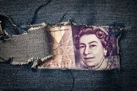 Экономика Британии будет отставать от Еврозоны в 2018-м