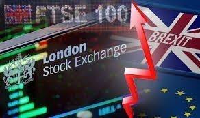 FTSE 100 просел, на фоне укрепления фунта