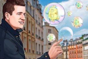 «Пузырь» биткоина лопнул?