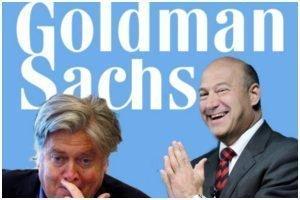 Goldman стоит меньше Morgan Stanley, впервые за 10 лет