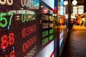 Акции упали, а казначейские облигации остаются стабильными