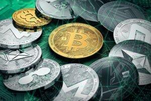 Криптовалюты падают, вслед за рискованными активами
