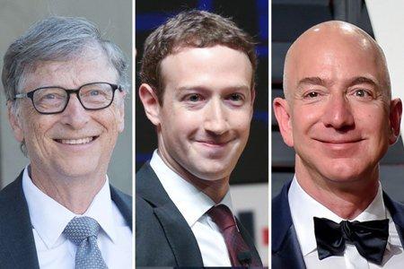 Распродажа на рынке сократила капиталы мировых богачей на $114 млрд