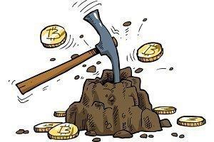 Затраты на майнинг биткоина стремительно растут