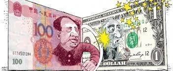 Китай позволяет юаню обвалить доллар