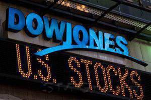 Dow потерял 299, после того, как Пауэлл подтвердил, что ФРС будет повышать ставки